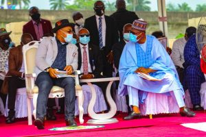 Governor Emmanuel inaugurates New Shipyard, Assures on More Industries