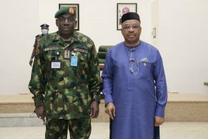 Army Chief Lauds Governor Emmanuel on Security, Oil Free  Zone Approval